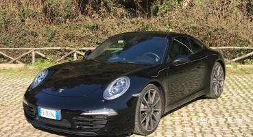 Porsche 911 991 3.4 PDK Black Edition
