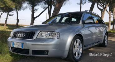 AUDI S6 4.2 V8 Avant - Bollo al 50% - ASI con CRS