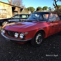 Lancia Fulvia Coupé Rallye 1,3 - SANISSIMA